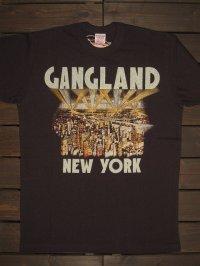 "FREEWHEELERS (フリーホイーラーズ) ""GANGLAND NEWYORK"" col. JET BLACK"