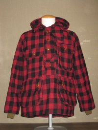 "FREEWHEELERS (フリーホイーラーズ)   ""LUMBERMAN"" col.RED×BLACK"