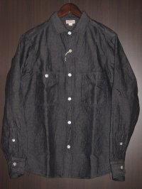 FREEWHEELERS (フリーホイーラーズ) )〜 DIAMOND CRACKER WORK SHIRTS〜 col. INDIGO