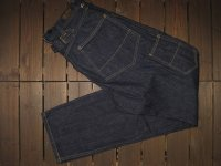 FREEWHEELERS(フリーホイーラーズ) 〜 BAKE HEAD OVERALLS〜 col.14oz INDIGO DENIM
